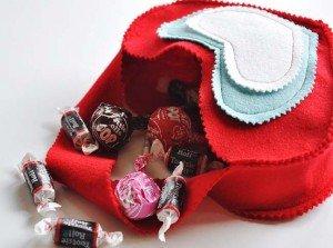 Как сшить в подарок сумочку