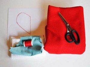 Каккие материалы приготовить для шитья сумочки