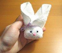 Оформить внешний вид кролика