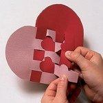 Как переплетать сердечки