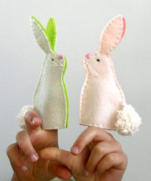 Вот такие кролики!