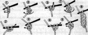 Жемчужный шнур