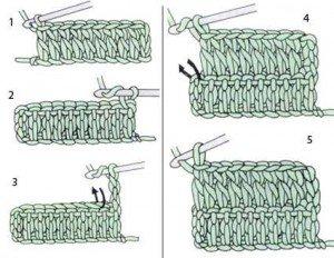 Как правильно вязать петли крючком
