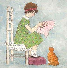 Что необходимо знать о тканях для вышивки