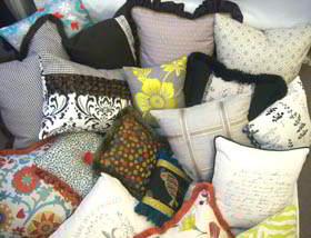 Информация о подушках