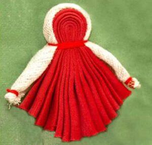 Кукла амулет своими руками