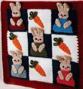 Игра зайчики-морковки
