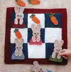 Как связать игру в зайчики-морковки
