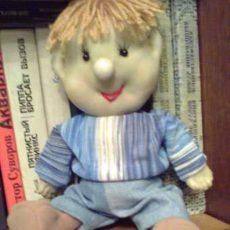 Сшитая кукла