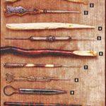 Древние крючки для вязания