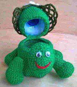 Готовая шкатулка черепаха