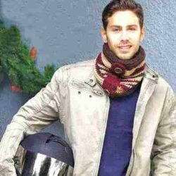 Капюшон и шарф