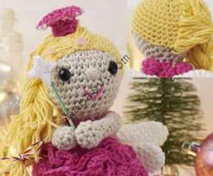 Как сделать прическу для куклы - четвертый вариант