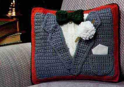 Подушка для папы