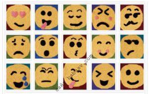 Смайлики с эмоциями
