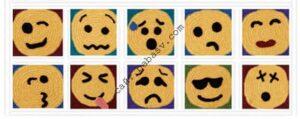 Эмоции для подушек