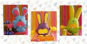 Три пасхальных Кролика