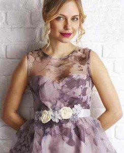Создать своими руками роскошный пояс для платья
