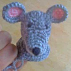 Голова одной мышки