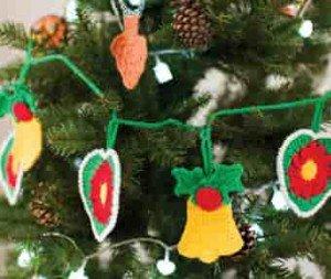 Связать своими руками игрушки на елку