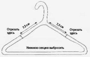 Трубчатая вешалка