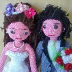 Свадебный жених своими руками 1