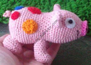 Пятнистая свинка