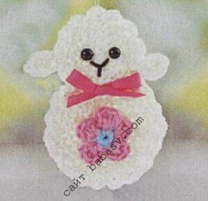 Декор овца