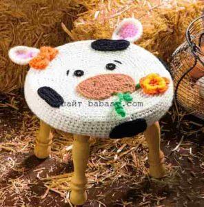 Коровий чехол