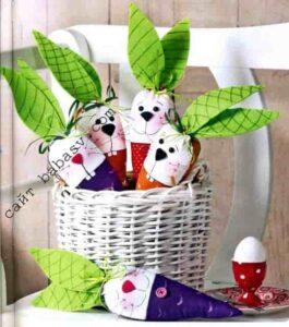 Морковный кролик