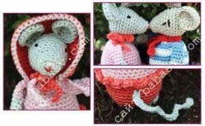 Вязание мышей