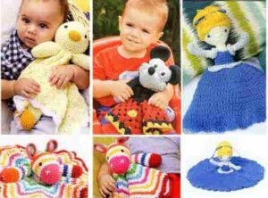 Серия комфортных игрушек сплюшек
