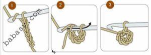 Как заключить цепочку в кольцо
